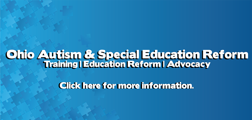 Ohio Special Education Reform